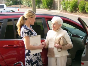 Senior Transportation for Appointments, Procedures, Shopping, Errands, or Visits.