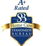 Always Best Care Wins A+ Rating From A Prestigious Standards Bureau | A+ Rating