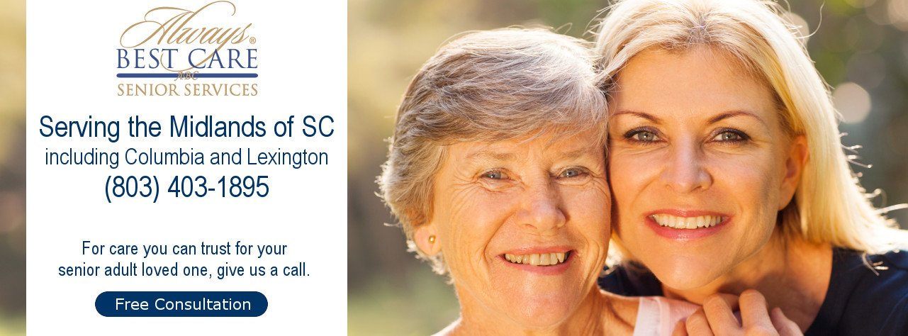 Always Best Care of the Midlands SC In Home Care and Assisted Living Finder Services