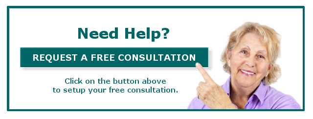 Call for a Free Consultation for in home care, senior care, grab bars or assisted living finder & referral service