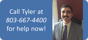 Call Tyler West at (803) 667-4400 for help finding Assisted Living or Independent Living Communities